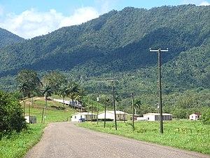 Hummingbird Highway (Belize) - The Hummingbird Highway