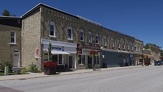 Huron-Kinloss Township in Ontario, Canada