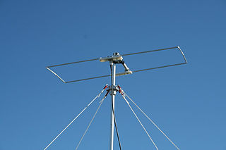 Moxon antenna