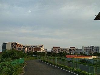 Indian Institute of Information Technology, Design and Manufacturing, Kancheepuram - Indian Institute of Information Technology, Design and Manufacturing, Kancheepuram