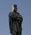 IMG 4908 - Intra - Monumento a Giuseppe Garibaldi - Foto Giovanni Dall'Orto - 3 febr 2007.jpg