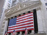 Wall Street, New York Stock Exchange