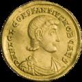 INC-1825-a Солид Констанций Галл цезарь ок. 351-354 гг. (аверс).png