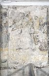 interieur, kooromgang, muurschildering, detail - arnhem - 20260558 - rce