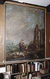 interieur, overzicht wandbespanning - middelburg - 20263838 - rce