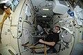 ISS-21 Maxim Suraev in the Zarya module.jpg
