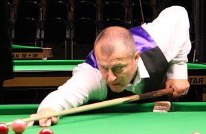 Ian McCulloch (snooker player) - Paul Hunter Classic 2011
