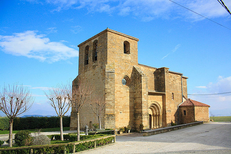 File:Iglesia de San Andrés de Zariquiegui.jpg