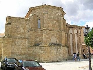 Iglesia de San Isidoro. Ábside.jpg