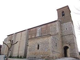 Iglesia de San Román de Hornija - Vista general 1.jpg