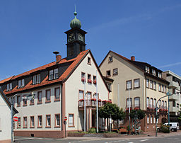 Ilvesheim Rathaus 20100712