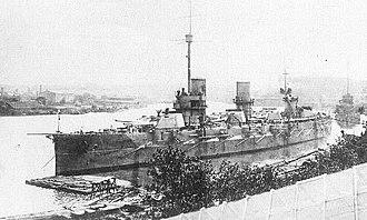 Imperatritsa Mariya-class battleship - Image: Imperator Aleksandr III