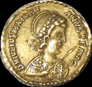 Majorian Roman emperor from 457 to 461