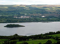 Inishee Island, Lough Macnean Lower - geograph.org.uk - 984290.jpg