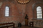 Interior and collection of the Trakai Island Castle 01.JPG
