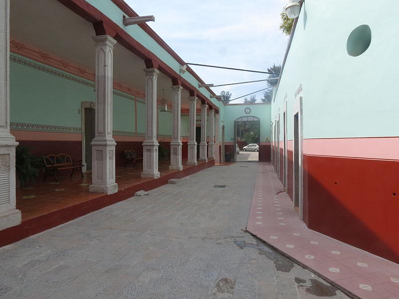 Baños Antiguos Fotos:File:Interior de los antiguos baños de Ojocaliente, Aguascalientes