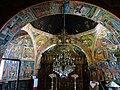Interior of Church at Preobrazhenski Monastery - Outside Veliko Tarnovo - Bulgaria (41409675440).jpg