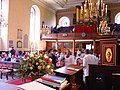 Interior of St Paul's Church, Covent Garden - geograph.org.uk - 590216.jpg