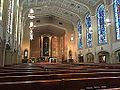 Interior of St Peter's Cathedral, Rockford IL.jpg