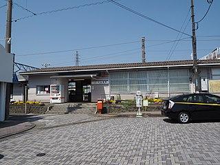 Iriyamase Station Railway station in Fuji, Shizuoka Prefecture, Japan