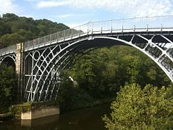 Iron Bridge from the village.jpg