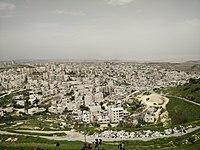 Isawiya from Hebrew University of Jerusalem at mount scopus.jpg