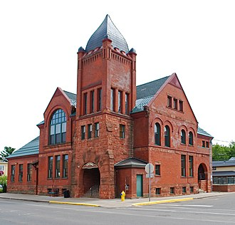 Ishpeming, Michigan - Ishpeming Municipal Building