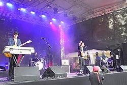 Isolation Berlin beim Immergut Festival 2016