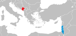 Israel-Montenegro locator.png
