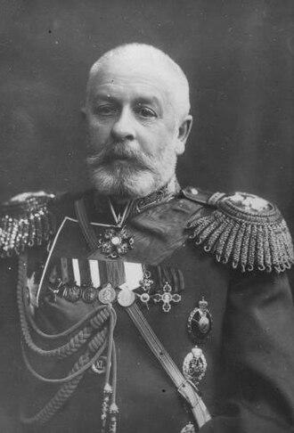 Ivan Fullon - Image: Ivan Alexandrovich Fullon by Bulla's Studio (~1904)