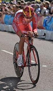 Iván Parra Colombian road bicycle racer
