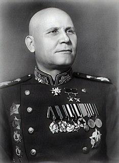Ivan Konev Soviet military commander