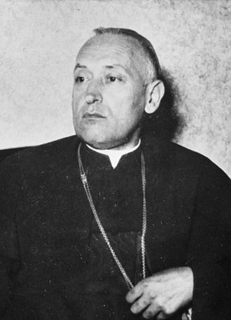 József Mindszenty - József Mindszenty in early 1960s
