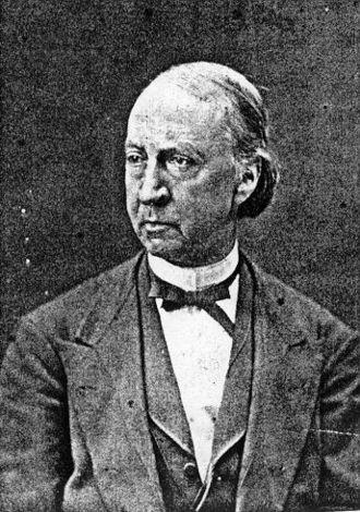 Johann Benedict Listing - Image: J B Listing