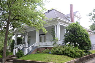 J.P. Runyan House United States historic place