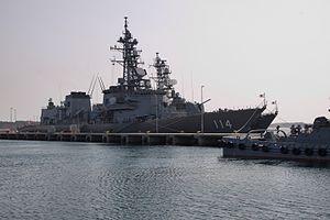 JS Suzunami (DD-114) at Ōminato, -22 Mar. 2012 a.jpg