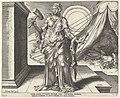Jaël Iahel (titel op object) Acht beroemde vrouwen uit het Oude en Nieuwe Testament (serietitel), RP-P-1965-425.jpg