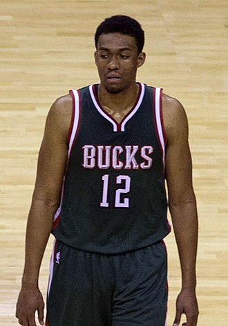 Jabari Parker - Parker with the Bucks in November 2014
