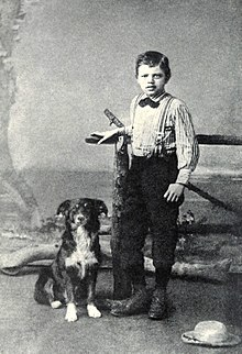 Jack London - Wikipedia, the free encyclopedia