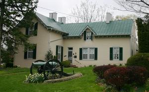Stonewall Jackson's Headquarters Museum - Image: Jackson headquarters
