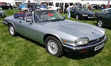 1989 (pre Facelift) XJ S Convertible