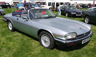 Jaguar XJS - 1989 (pre-facelift) XJ-S Convertible