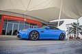 Jaguar XKR-S arrives in Bahrain (7364405558).jpg