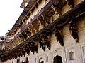 Jahangir Mahal Orchha Fort Orchha India - panoramio (3).jpg