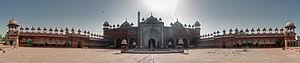 Jama Mosque, Agra - Jama Masjid, Agra