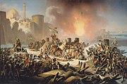 January Suchodolski - Ochakiv siege