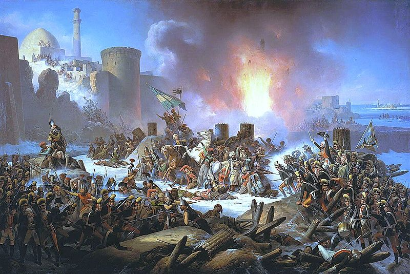January Suchodolski - Ochakiv siege.jpg