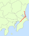 Japan National Route 51 Map.png