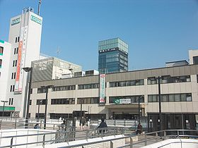 Japan matsudo sta west.jpg