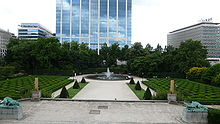 Ren pech re wikip dia for Boulevard du jardin botanique 32